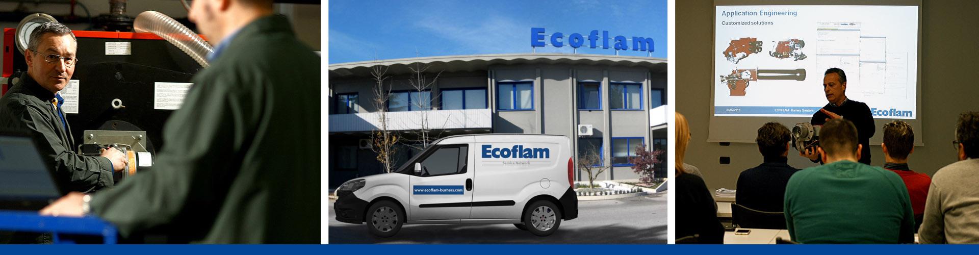 Ecoflam Сервис